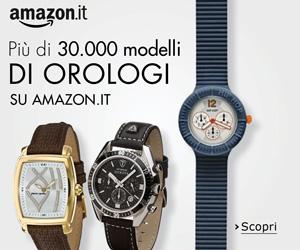 promozioni orologi, offerte orologi, sconti orologi, amazon coupon, promozioni