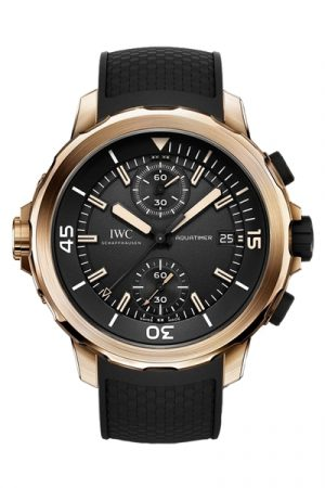 Orologio IWC Aquatimer Chronograph Edition Expedition Charles Darwin IW379503