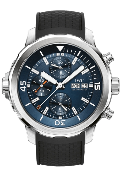 Orologio IWC Aquatimer Chronograph Edition Expedition Jacques Yves Cousteau IW376805