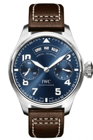 Orologio IWC Big Pilot's Watch Annual Calendar LPP IW502703