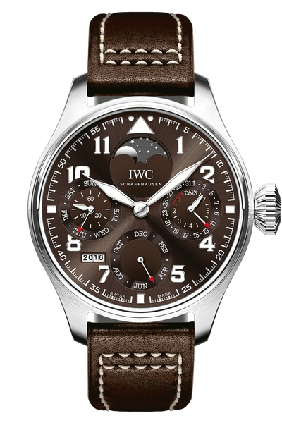 "Orologio IWC Big Pilot's Watch Perpetual Calendar Edition ""Antoine de Saint Exupery"" IW503801"
