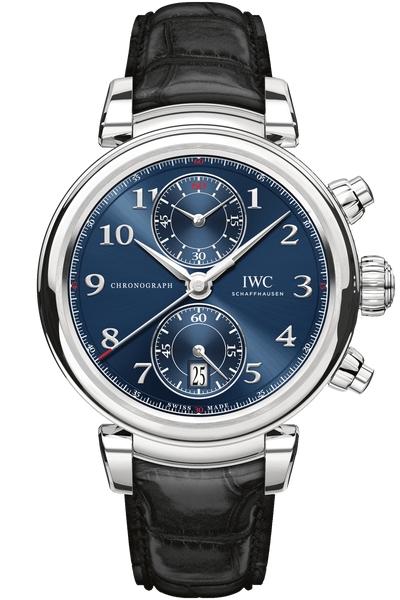 Orologio IWC Da Vinci Chronograph Laureus IW393402