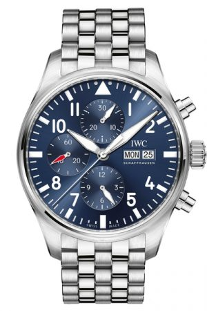 Orologio IWC Pilot's Watch Chrono Le Petit Prince IW377717