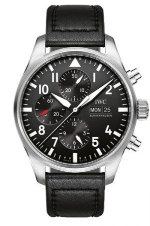 Orologio IWC Pilot's Watch Chronograph IW377709