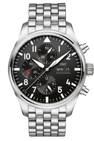 Orologio IWC Pilot's Watch Chronograph IW377710