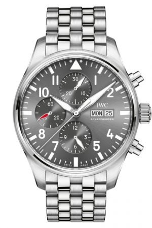 Orologio IWC Pilot's Watch Chronograph Spitfire IW377719
