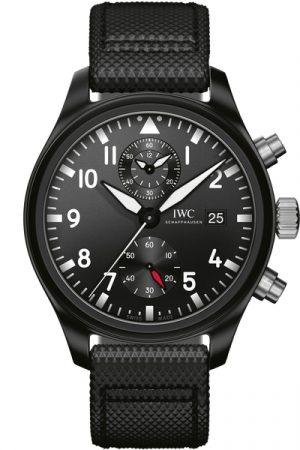 Orologio IWC Pilot's Watch Chronograph Top Gun IW389001