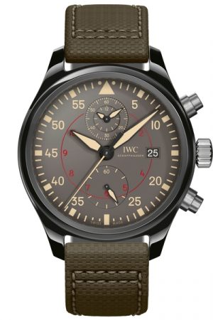 Orologio IWC Pilot's Watch Chronograph Top Gun Miramar IW389002