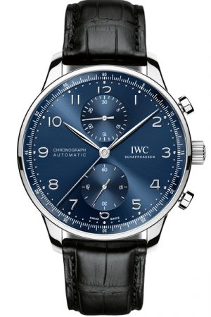 Orologio IWC Portugieser Chronograph IW371491
