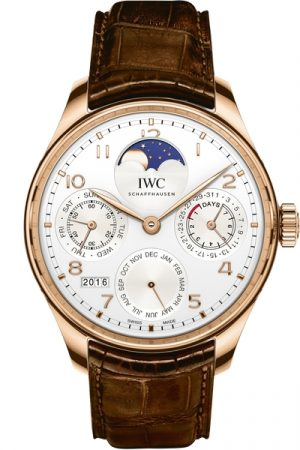 Orologio IWC Portugieser Perpetual Calendar IW503302