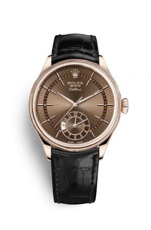 Rolex 50525-0016 Rolex Cellini Dual Time