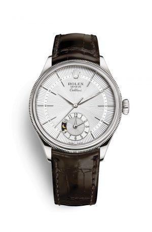 Rolex 50529-0009 Rolex Cellini Dual Time