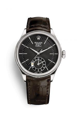 Rolex 50529-0010 Rolex Cellini Dual Time