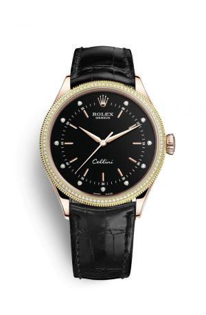 Rolex 50605rbr-0014 Rolex Cellini Time