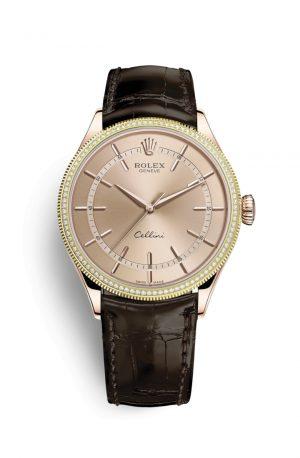 Rolex 50605rbr-0015 Rolex Cellini Time
