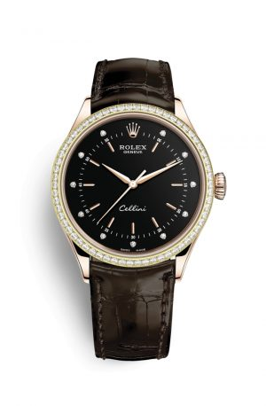 Rolex 50705rbr-0013 Rolex Cellini Time