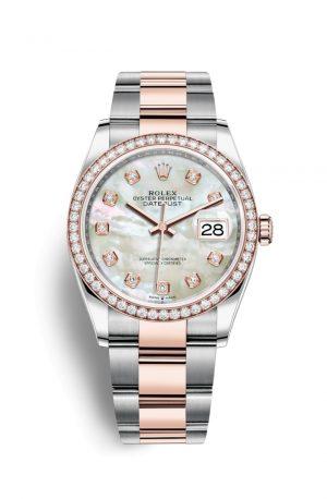 Rolex 126281rbr-0010 Rolex Datejust 36