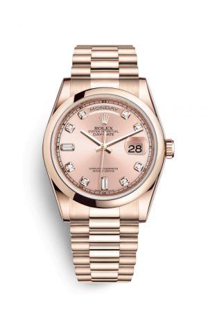 Rolex 118205f-0023 Rolex Day Date 36