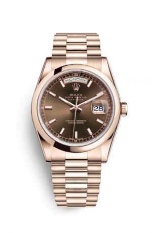 Rolex 118205f-0142 Rolex Day Date 36