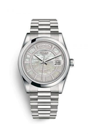 Rolex 118206-0122 Rolex Day Date 36