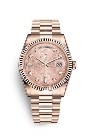 Rolex 118235f-0006 Rolex Day Date 36