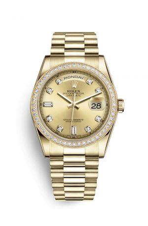 Rolex 118348-0018 Rolex Day Date 36
