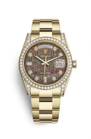 Rolex 118388-0193 Rolex Day Date 36