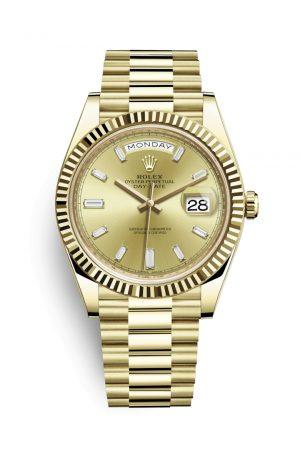 Rolex 228238-0005 Rolex Day Date 40