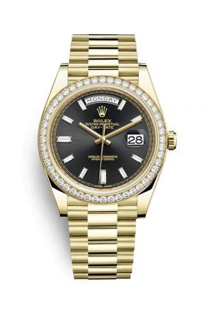 Rolex 228348rbr-0001 Rolex Day Date 40
