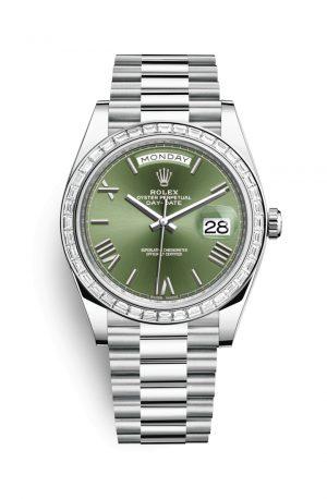 Rolex 228396tbr-0020 Rolex Day Date 40