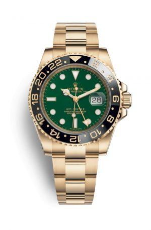 Rolex 116718ln-0002 Rolex GMT Master II