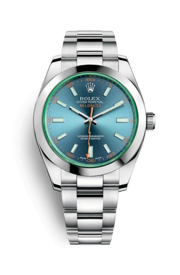 Rolex 116400gv-0002 Rolex Milgauss