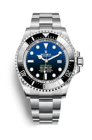 Rolex 126660-0002 Rolex Deepsea quadrante D blue