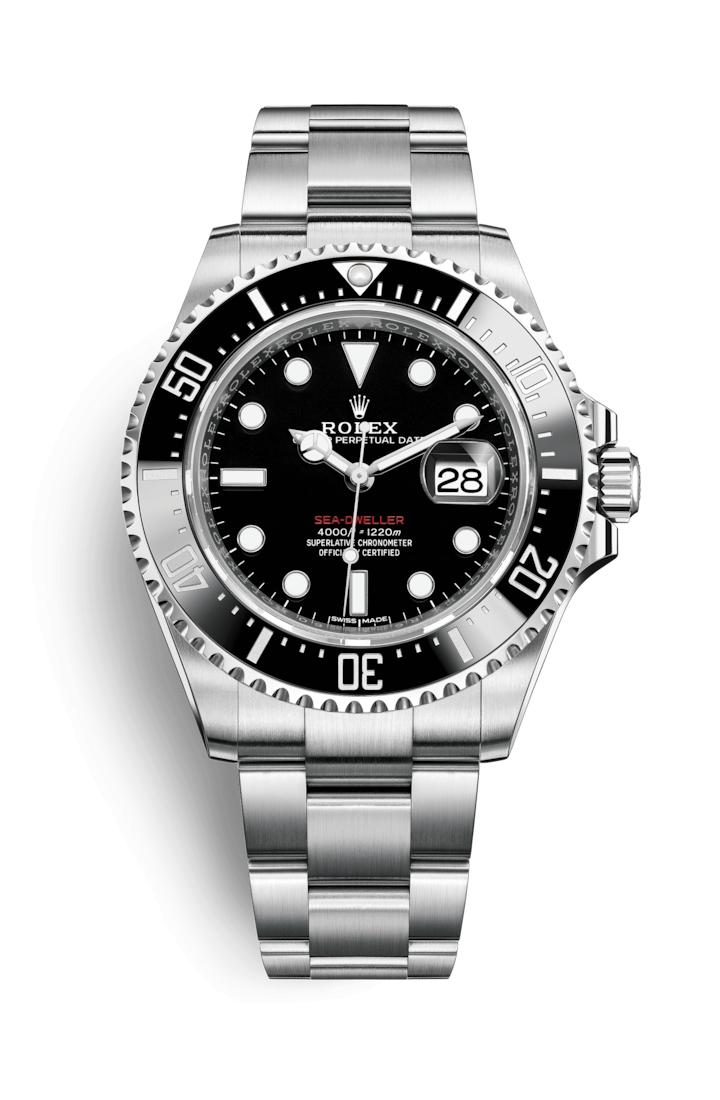 93baeb39b15 Rolex 126600 0001 Sea Dweller prezzo migliore con scheda d acquisto ...