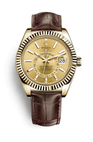 Rolex 326138-0006 Rolex Sky Dweller