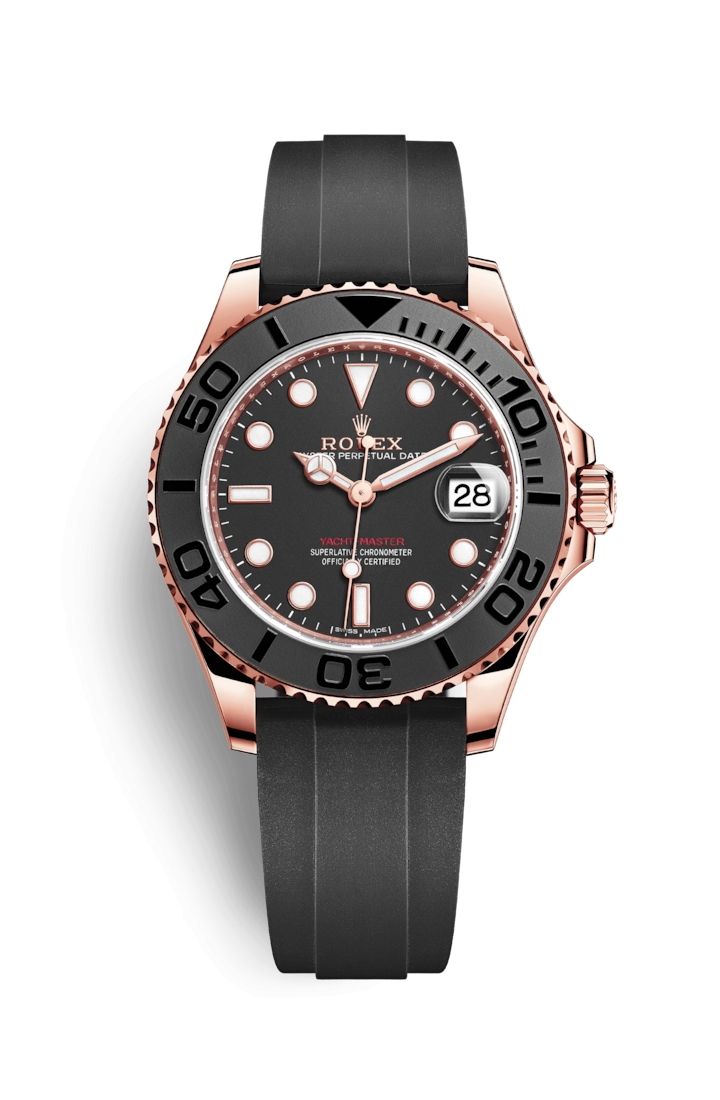 b09f79b41a3 Rolex 268655 0002 Yacht Master 37 prezzo migliore con scheda d ...