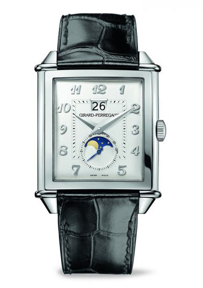 25882-11-121-BB6B Girard Perregaux Vintage 1945 XXL Large Date and Moon Phases