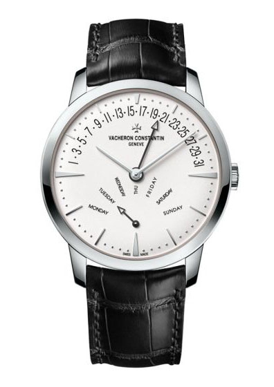 4000U/000G-B112 Vacheron Constantin Patrimony Retrograde Date and Weekday