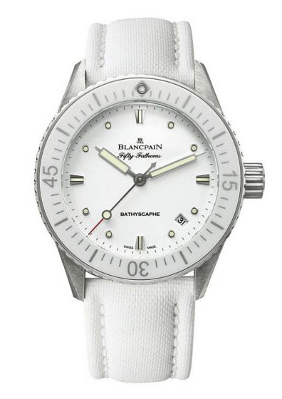 5100-1127-W52A Blancpain Fifty Fathoms Bathyscaphe
