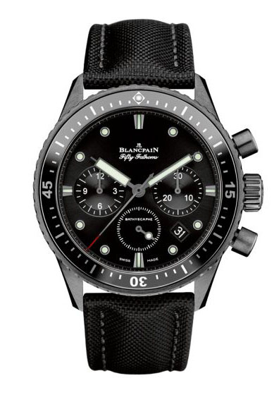 5200-0130-B52A Blancpain Fifty Fathoms Chronograph Flyback