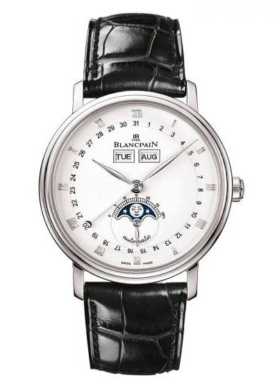 6263-1127-55A Blancpain Villeret Full Calendar