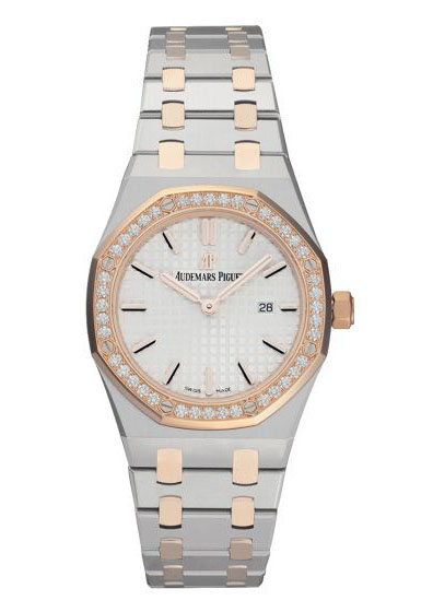67651SR.ZZ.1261SR.01 Audemars Piguet Royal Oak Quartz