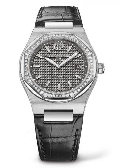 80189D11A231-CB6A Girard Perregaux Laureato 34mm