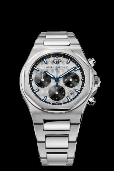 81020-11-131-11A Girard Perregaux Laureato Chronograph 42mm