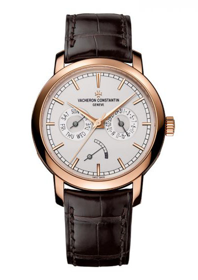 85290/000R-9969 Vacheron Constantin Traditionnelle Day Date and Power Reserve