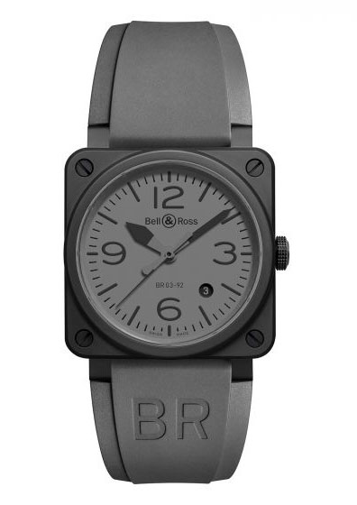 BR0392-COMMANDO-CE Bell & Ross Instrument BR 03