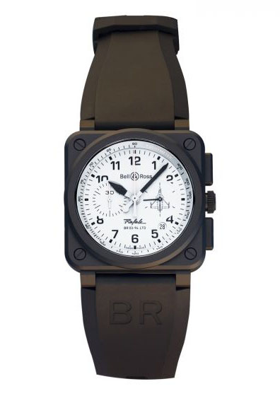 BR0394-RAFALE-CE Bell & Ross Instrument BR 03