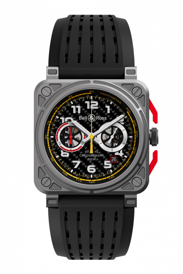 BR0394-RS18 Bell & Ross Instrument BR 03