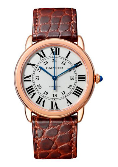 W2RN0008 Cartier Ronde Solo