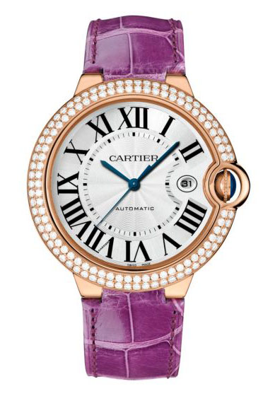 WE900851 Cartier Ballon Bleu 42mm